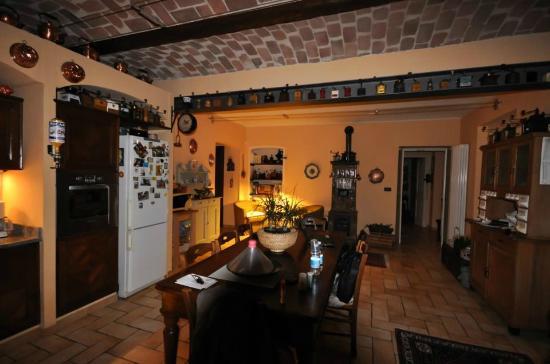 Il Medolo di Pusterla: La cucina