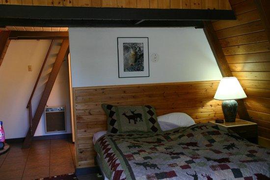 The Aspen Inn: Cabin decor