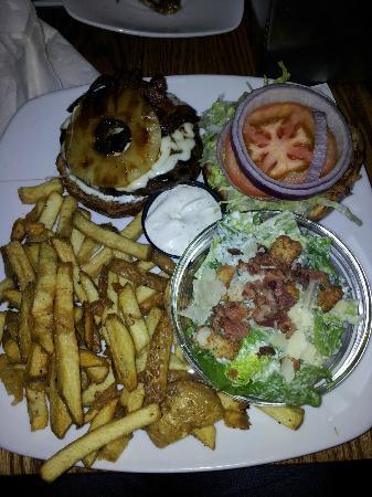 Original Joe's: The Kona Burger