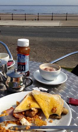 The Watermark Cafe: A perfect breakfast, coffee and view