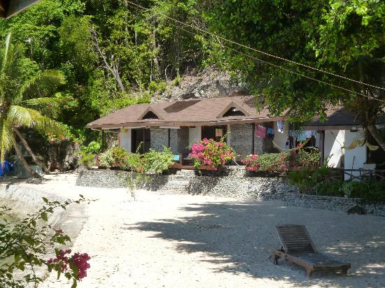 Black Marlin Dive Resort: Black Marlin Bungalows - beautiful and rustic