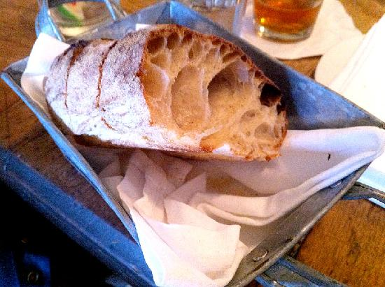 Miss Lucy's Kitchen: Their Delicious Tuscan-like bread