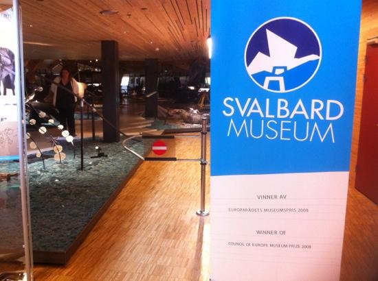 Svalbard Museum: the exhibition
