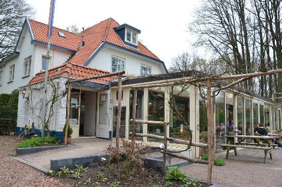 Hotellerie Carnegie Cottage: Entrance