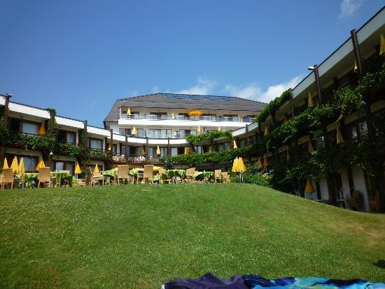 Golf- und Seehotel Engstler: Hotel