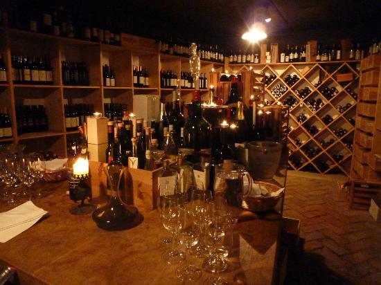 Golf- und Seehotel Engstler: Weinprobe