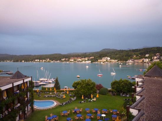 Golf- und Seehotel Engstler: Blick