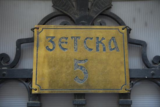 Hostel Zetska 5: name