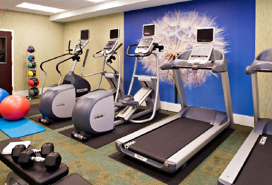 SpringHill Suites Scottsdale North: Stay Fit with our onsite fitness center or enjoy free passes to Lifetime Fitness!