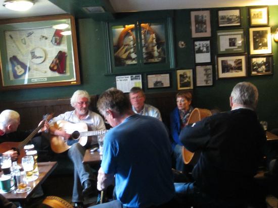 Taaffes Pub: Musicians