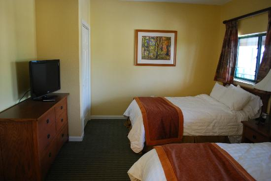 Wyndham Smoky Mountains: 2nd Bedroom