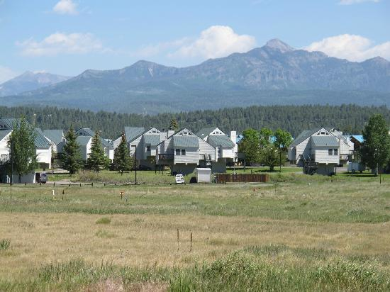 """Wyndham Pagosa: The """"Eagle's Nest"""" vacation condo cluster"""