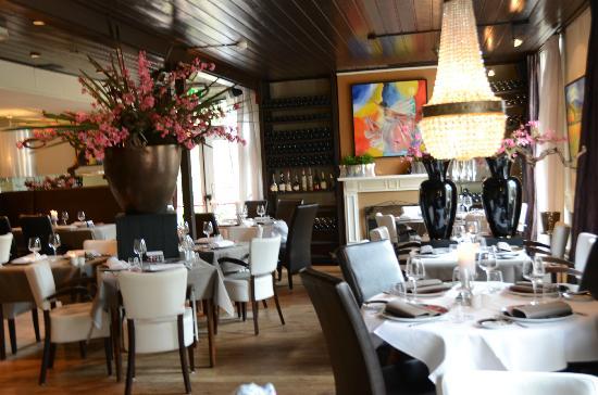 Restaurant Planken Wambuis: Dining room