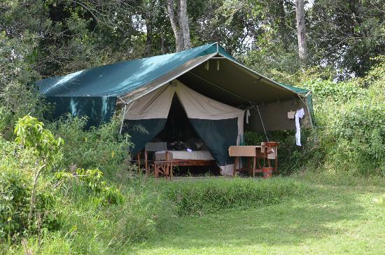 Rekero Camp, Asilia Africa: Tent #2