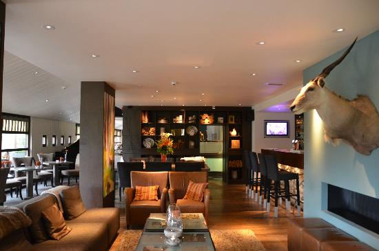 Hotel de Sterrenberg: Lounge