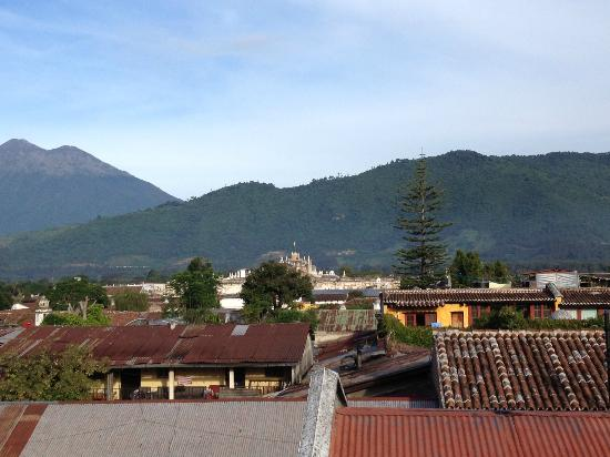 Hotel Panchoy: another view from rooftop!