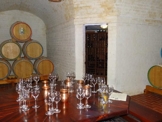 Greatest Africa Private Wine Day Tours: intimate tasting