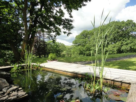 Gilpin Hotel & Lake House: grounds