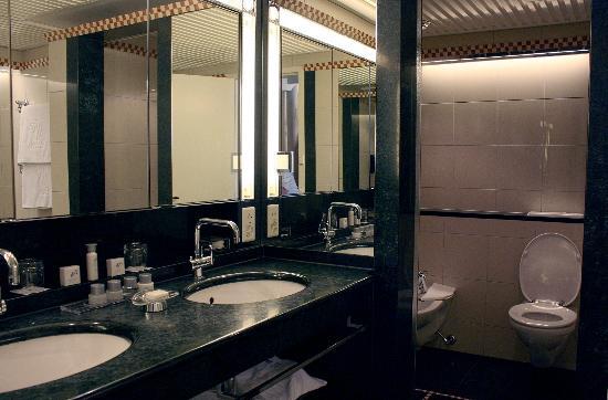 Widder Hotel: Baño