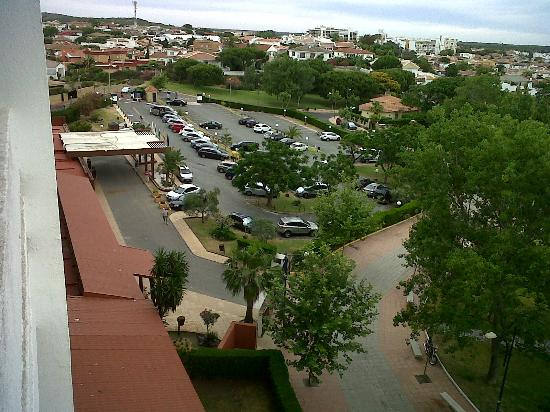 Hotel Flamero: vistas de la habitacion
