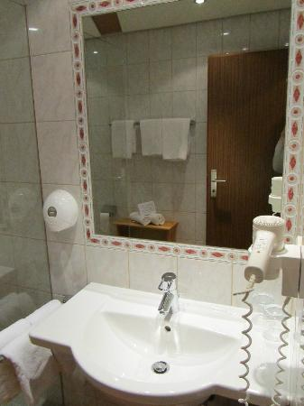 My Mountain Lodge: Bagno nuovo