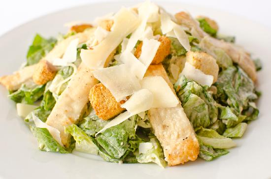 Fusion & Flavors: Ceasar Salad