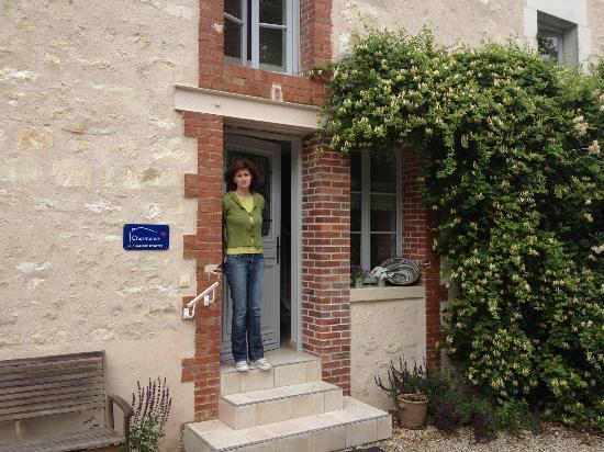 Domaine Dessus-Bon-Boire: Catherine