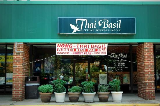 Thai Basil Restaurant Chantilly Va