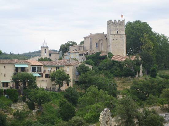 Chateau d'Esparron : the chateau