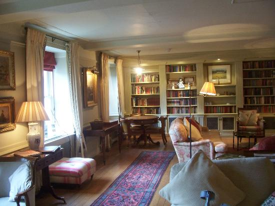 The Royal Hotel: The Library