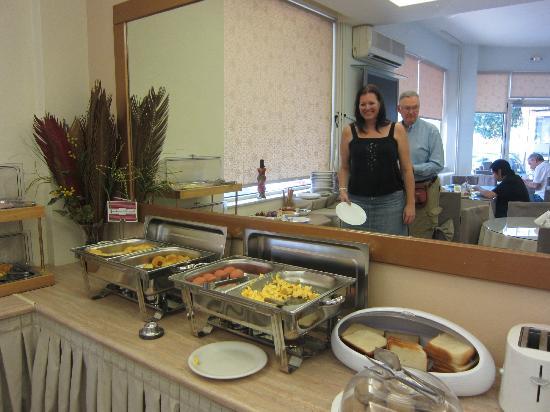 Kronos Hotel: Breakfast