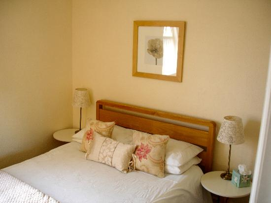 Durham House: Pleasant double bedroom