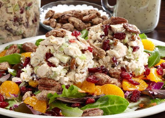Egg Harbor Cafe : Door County Chicken Salad
