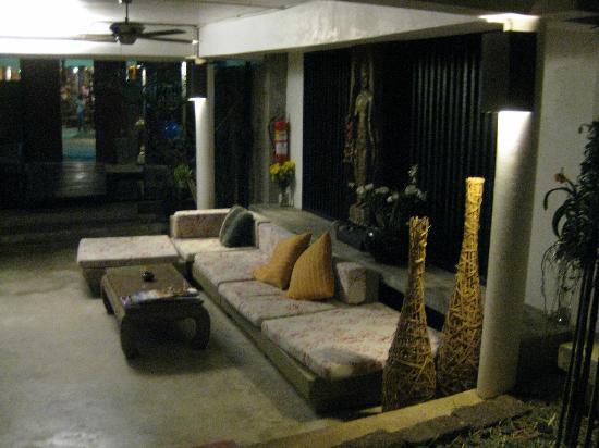 PapaCrab Boutique Guesthouse: Entrance