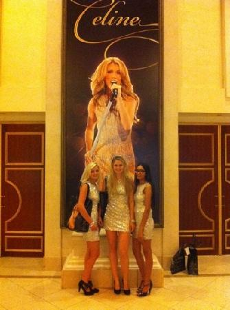 Celine Dion at the Colosseum at Caesars Palace: The show was perfect!