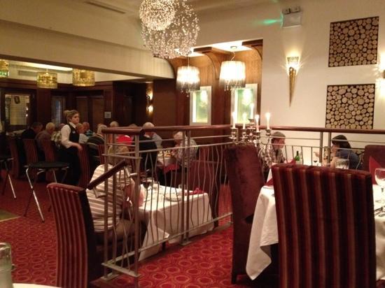 Mill Times Hotel Westport: gutes Ambiente