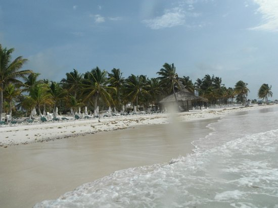 El Paraiso Tulum: playa hermosa