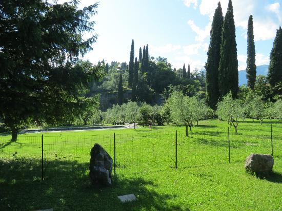 Agriturismo Castello di Vezio: view from Casa Giovanni