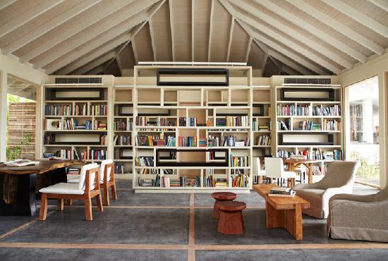 Viceroy Maldives: Library