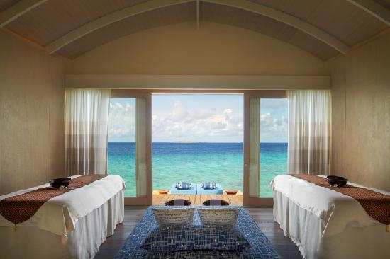 Viceroy Maldives: Treatment Room