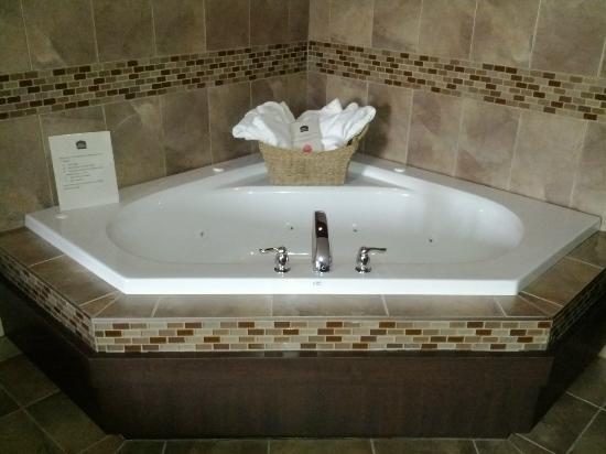 BEST WESTERN PLUS Dartmouth Hotel & Suites: jaccuzzi