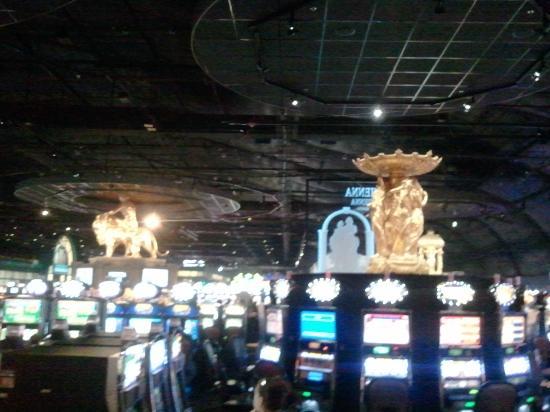 casino harrahs hotel tunica
