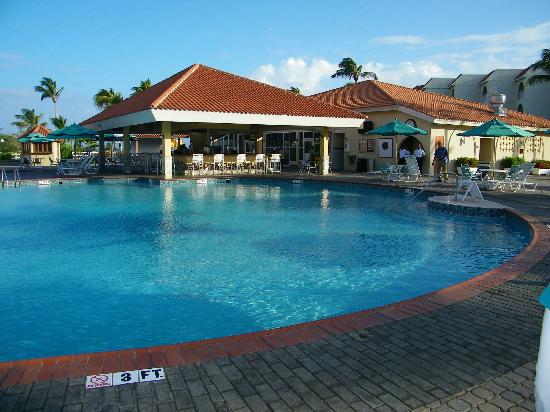 La Cabana Beach Resort Pool3