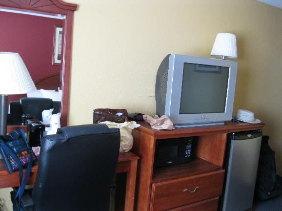 Days Inn Torrington: View of room