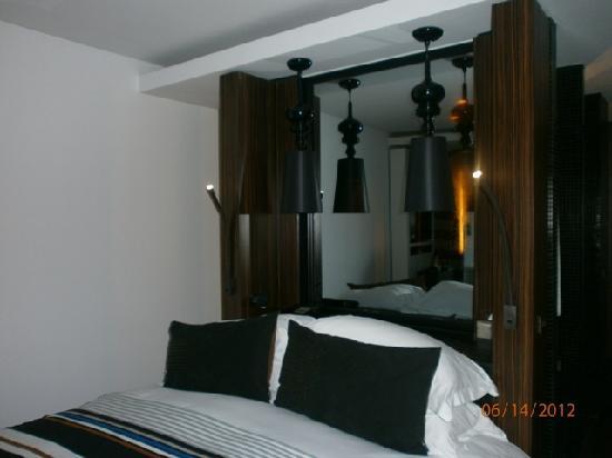 Sofitel Agadir Thalassa Sea & Spa: bed