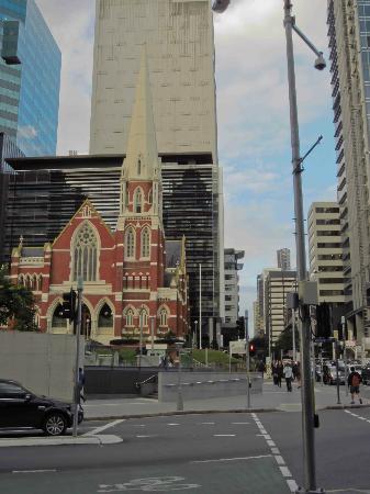Ann Street: Beautiful old church