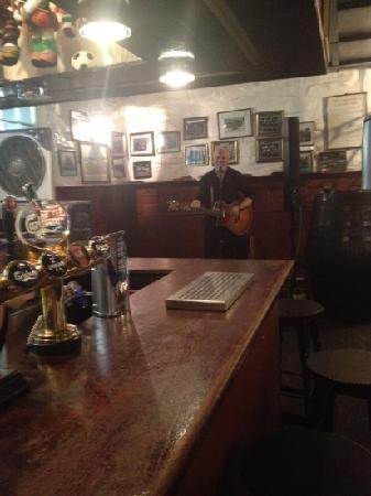 Scotsman's Lounge: Doogie Rush gig