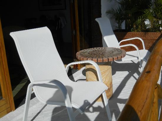 Monte Coxala Spa: Balcony