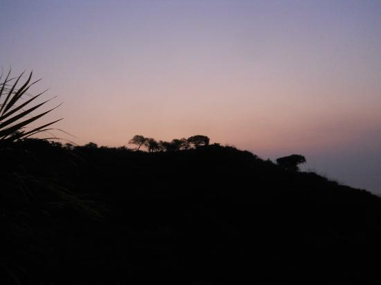 Monte Coxala Spa : November Sunrise