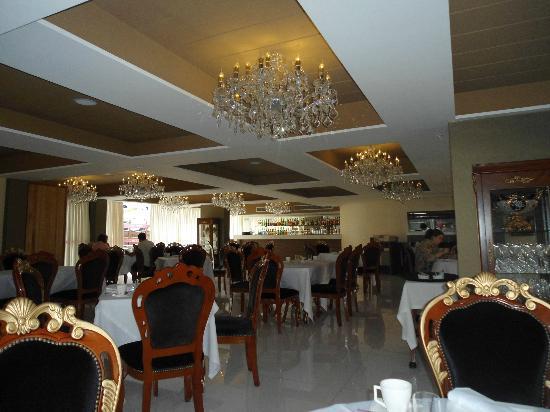 Best Western Premier Majestic Ponta Negra Beach: café da manha